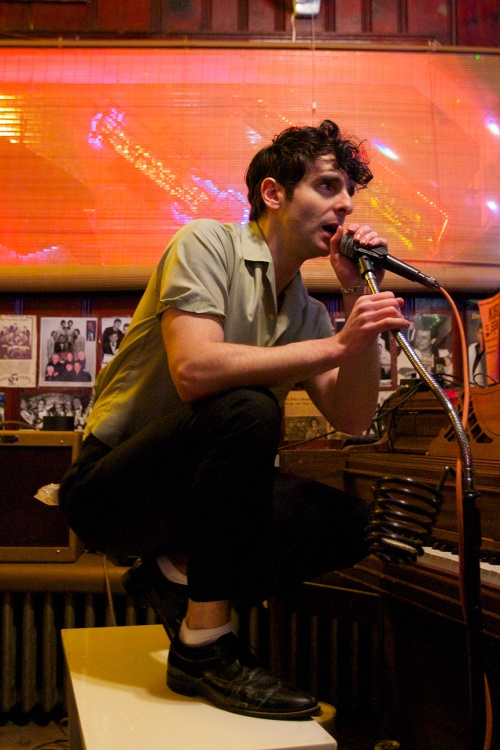 Low Cut Connie at the Happy Birthday Bar